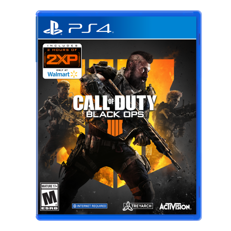 Call of Duty: Black Ops 4, Playstation 4, Only at Wal.