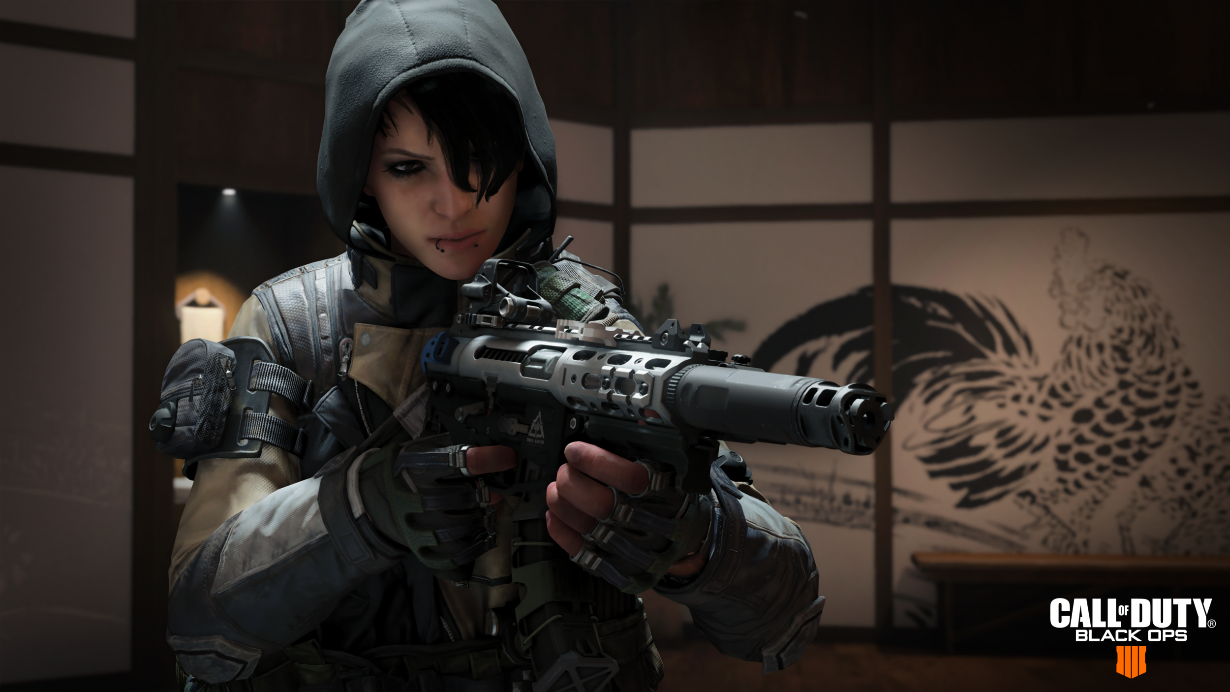 Call of Duty: Black Ops 4' Update 1.16 Adds Ancient Evil & Barebones.