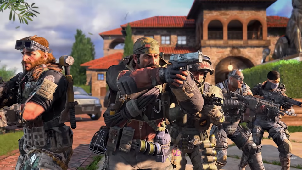 Call Of Duty: Black Ops 4' Multiplayer Beta: Start Time, Platforms.