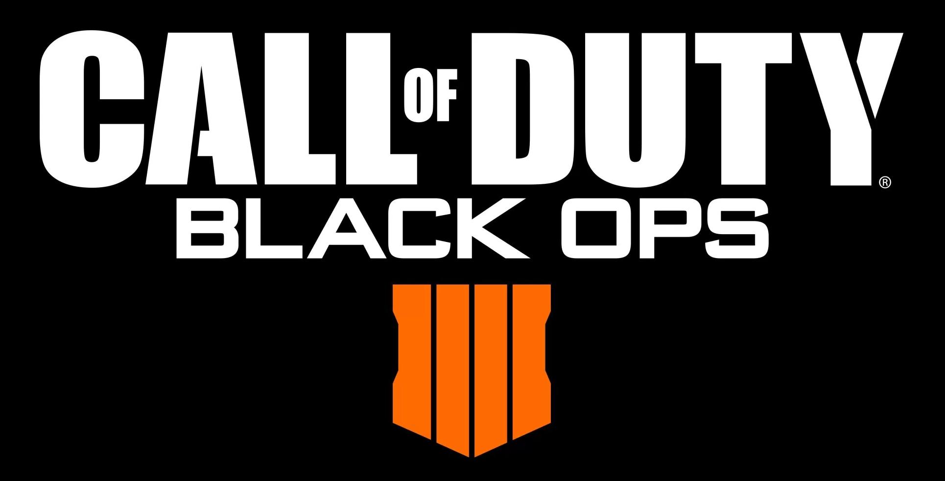 Bo4 Logo (Call Of Duty Black Ops 4) Vector EPS Free Download, Logo.
