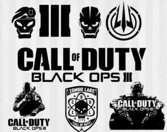 Call of duty black ops 3 clipart.