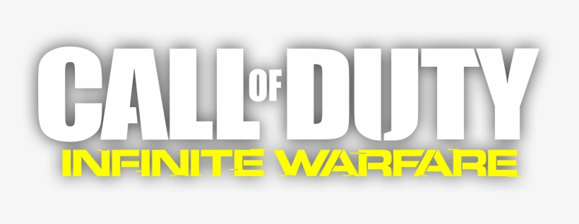 Call Of Duty Infinite Warfare Logo Png PNG Images.