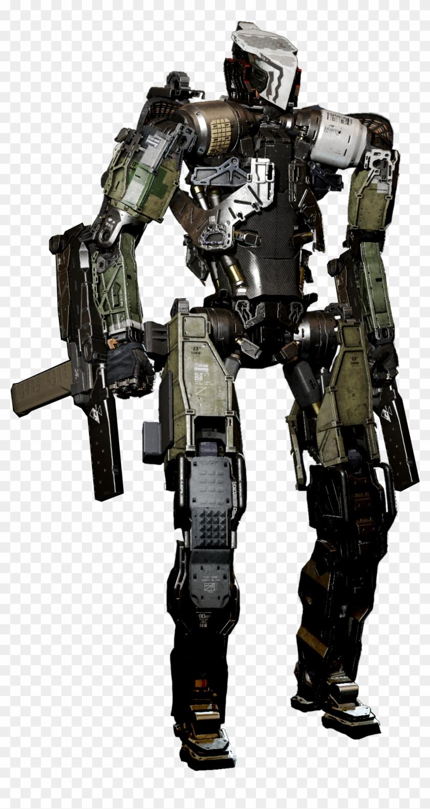 Cod Infinite Warfare Mp Rig Synaptic, HD Png Download.