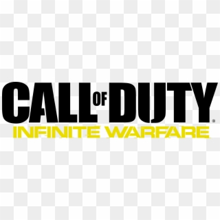 Call Of Duty Infinite Warfare Logo PNG Images, Free Transparent.