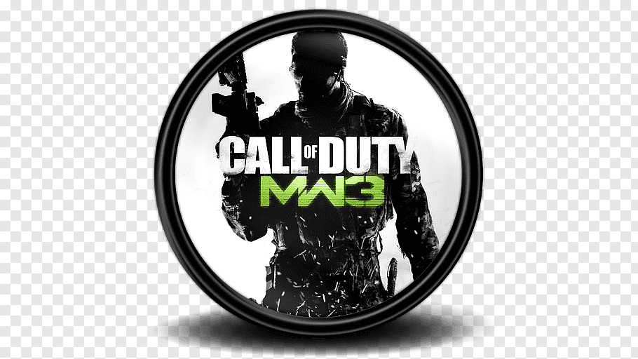 Call of Duty Modern Warfare 3 logo, Call of Duty: Modern.