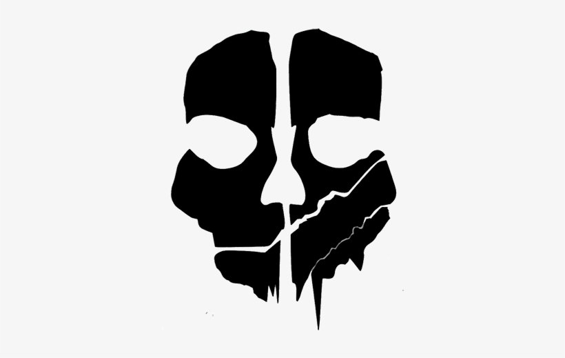 Call Of Duty Ghosts Logo Png.