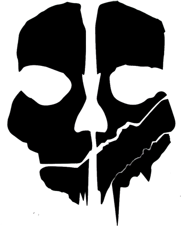 Download Call Of Duty Ghosts Logo Png.