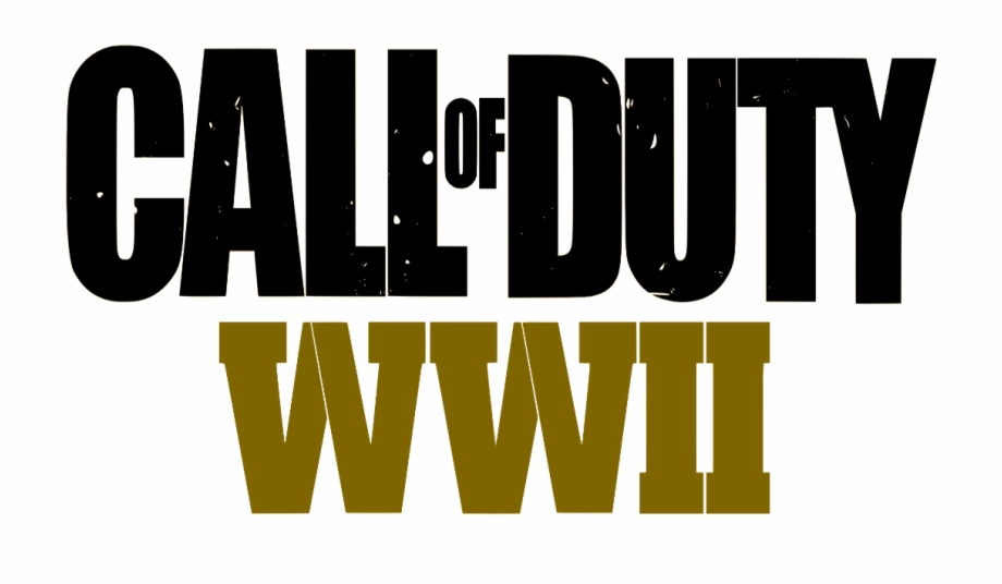 Call Of Duty Ww2 Logo Png Free PNG Images & Clipart Download #417847.