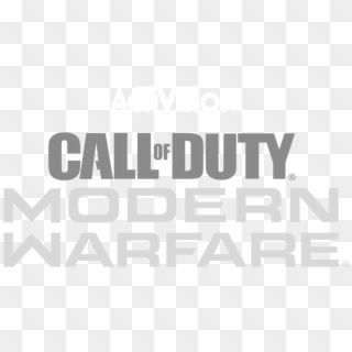 Call Of Duty Modern Warfare Remastered Logo PNG Images, Free.