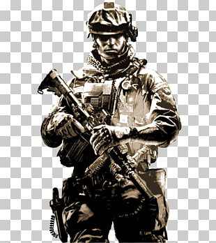 Infantry soldier army military camouflage mercenary, Call of.