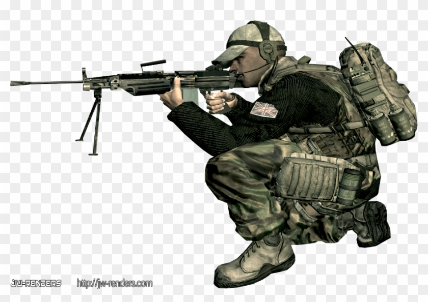 Soldier Png Image Background.