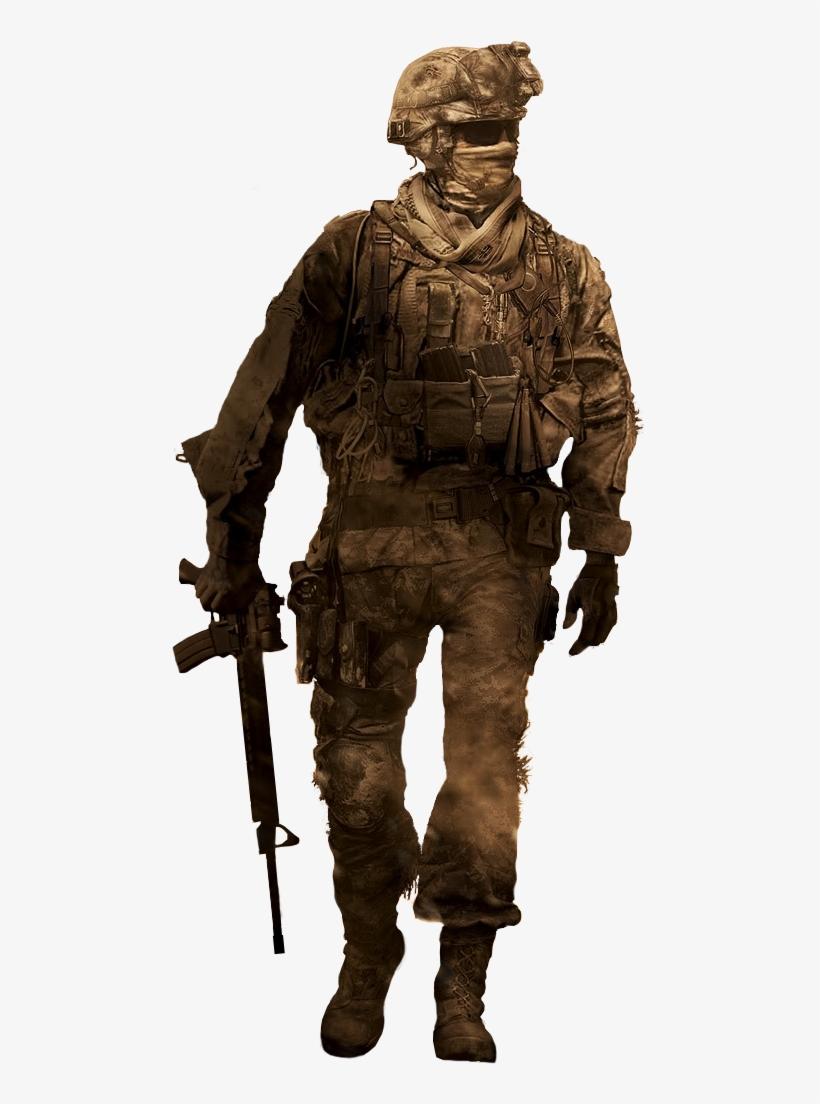 Cod Soldier.