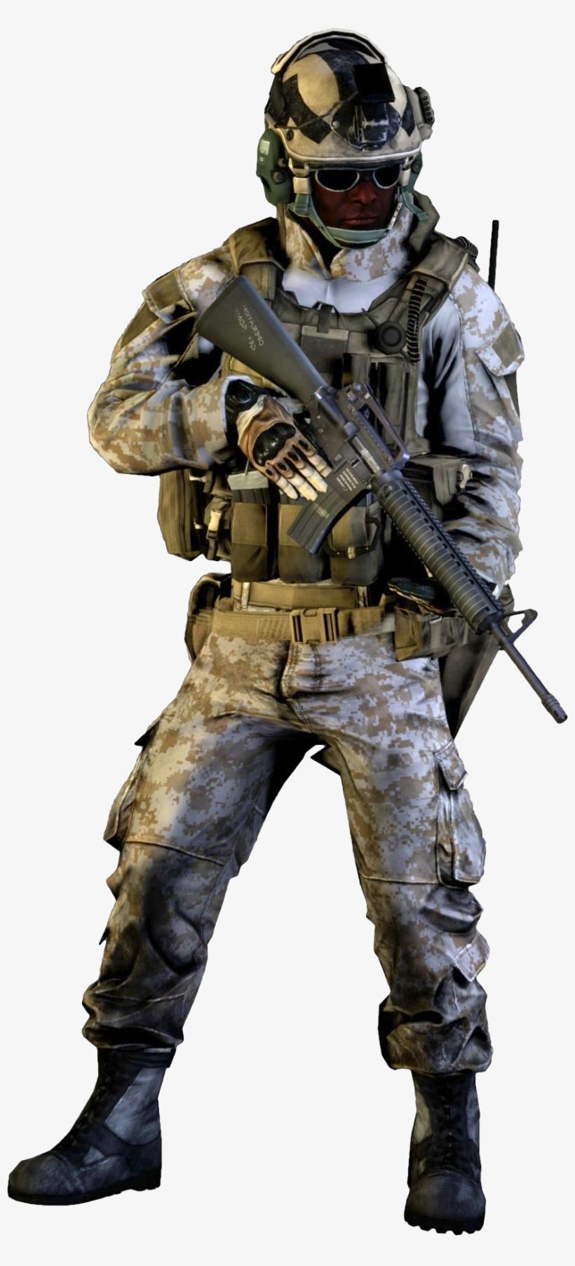 Assault M16a2.