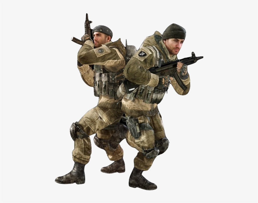Russian Soldiers.