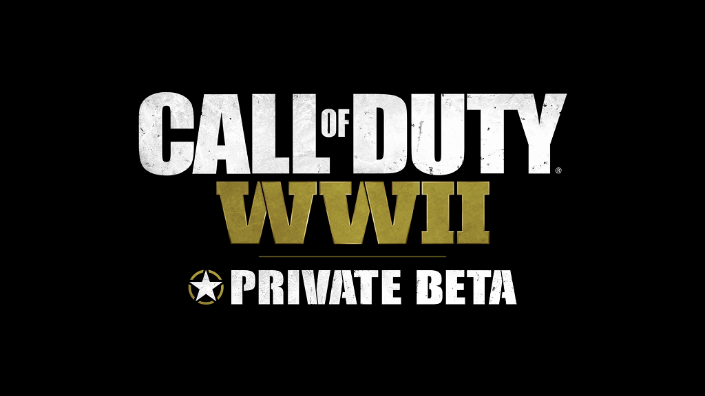 Call of Duty: WW2 Beta Countdown Ends, Open.