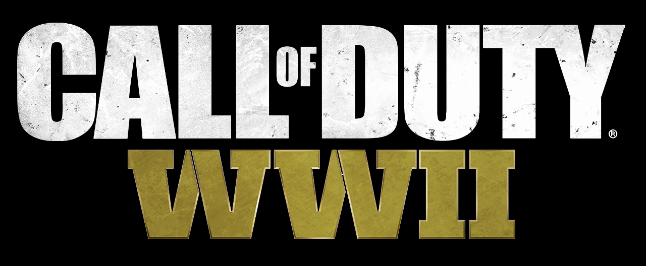 Cod ww2 logo png 6 » PNG Image.