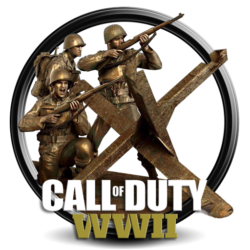 Call of Duty logo PNG.