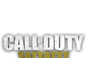 Call of duty ww2 logo png 4 » PNG Image.