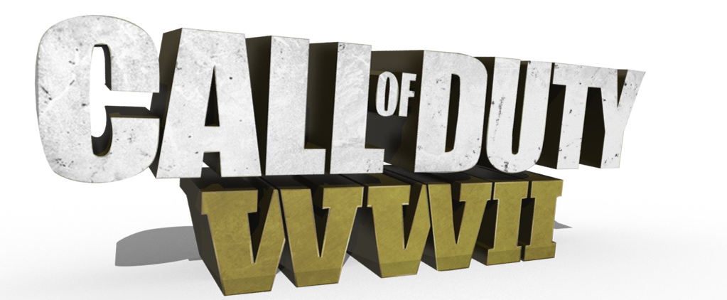 Call Of Duty Ww2 Logo Png (107+ images in Collection) Page 1.
