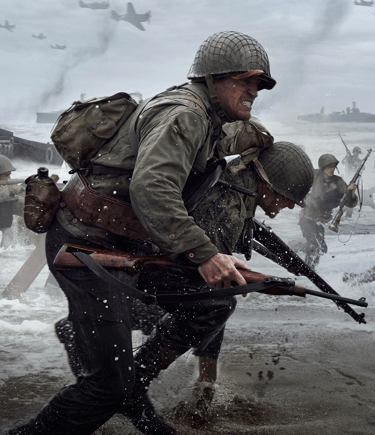 Call of Duty®: WWII.