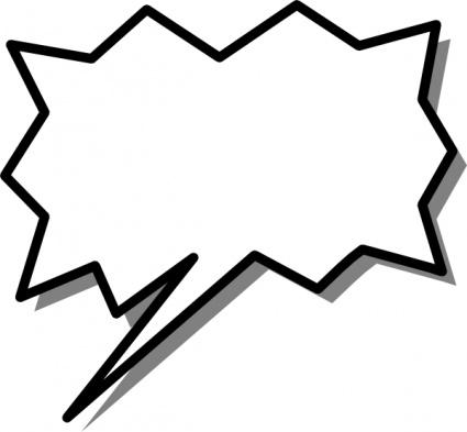 Callout clip art Clipart Graphic.