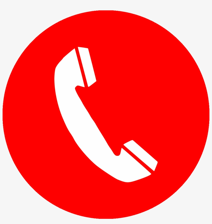 Red Phone Icon Png.