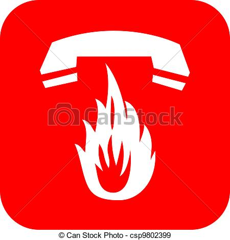 Emergency Call Clipart.
