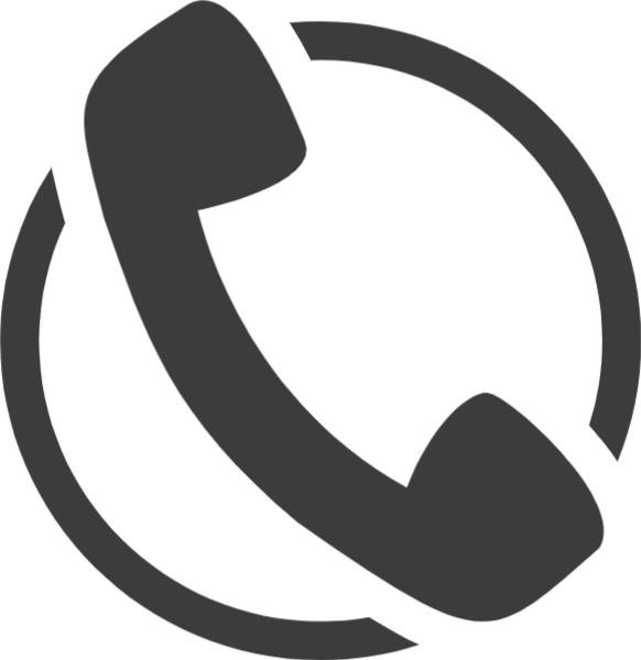 Free Online Call Phone Office Internet Vector For Design_sticker.