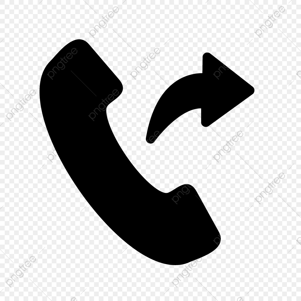 Outgoing Call Vector Icon, Outgoing, Going Call, Icon PNG and Vector.