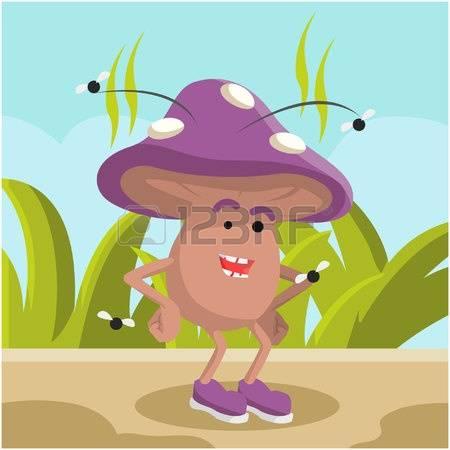 2,512 Toadstool Mushroom Stock Vector Illustration And Royalty.