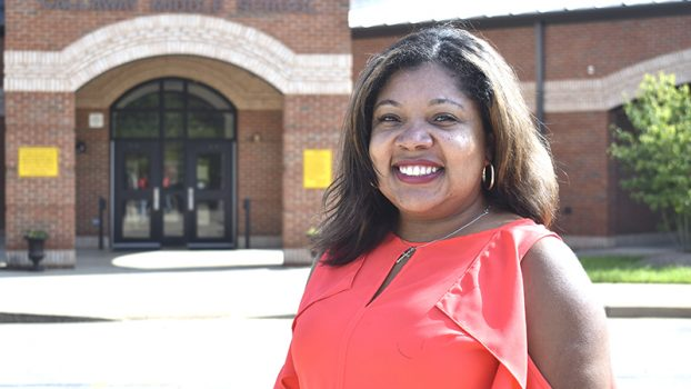 Thornton moves from Callaway Elementary to Callaway Middle.