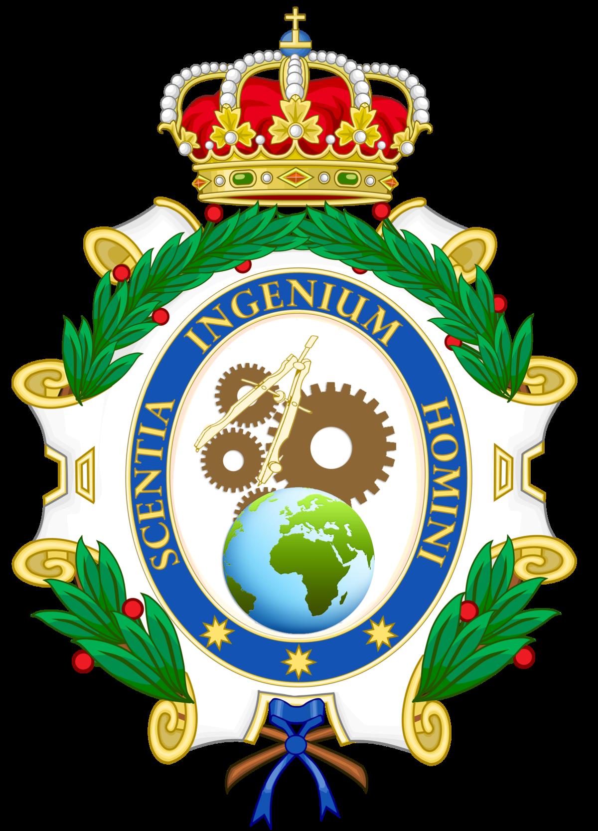 Real Academia de Ingeniería de España.