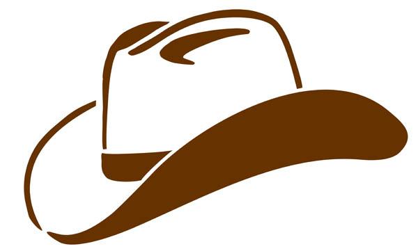 Cowboy Boots Clipart.