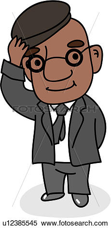 Clipart of caller, woman, businessman, buyer, foreigner, female.