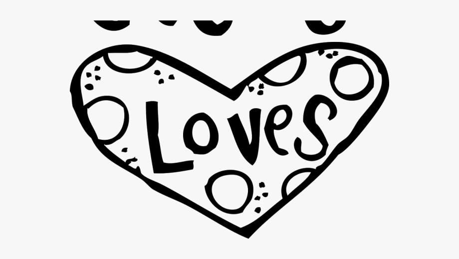 Calligraphy Clipart Love.