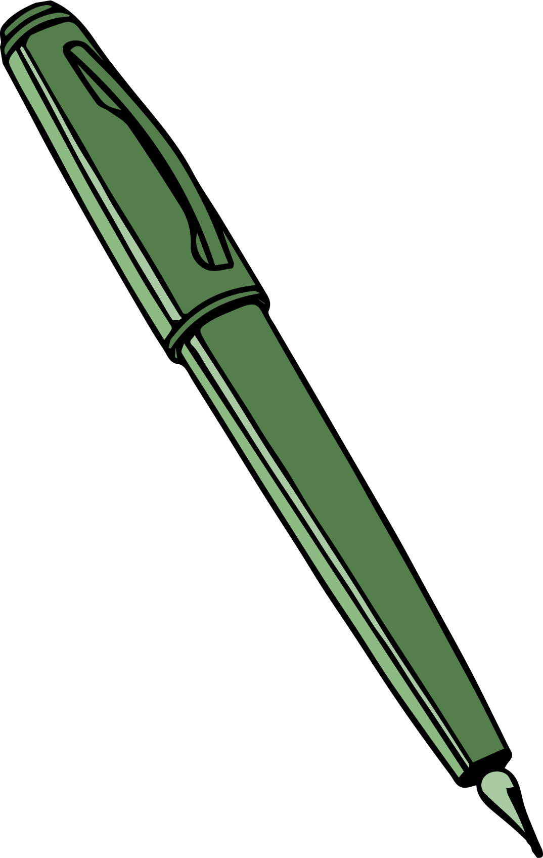Calligraphy Pen Clipart Png.