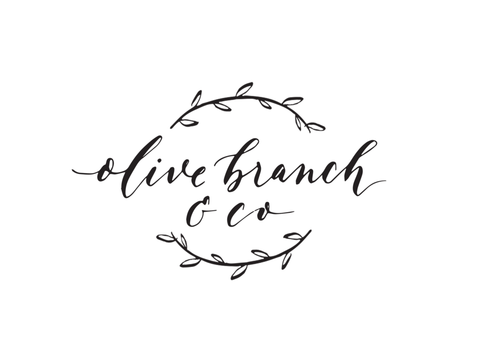 Download Free png Portfolio — Olive Branch & Co Calligraphy.