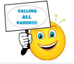 Calling All Parents Clipart.