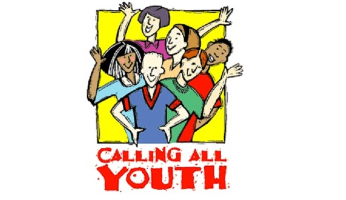 Calling all youth clipart.