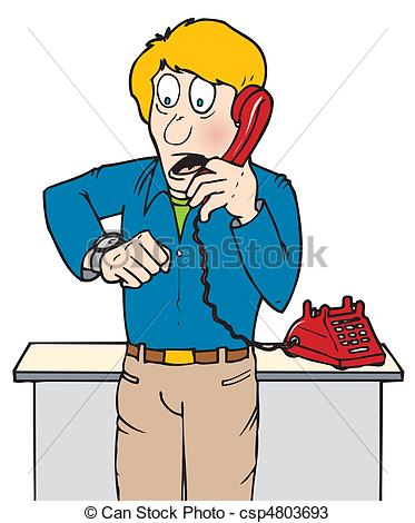 Calling clipart.