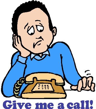 Phone calls clipart.