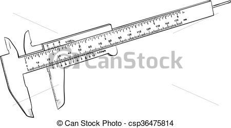 Hand caliper Vector Clip Art EPS Images. 88 Hand caliper clipart.