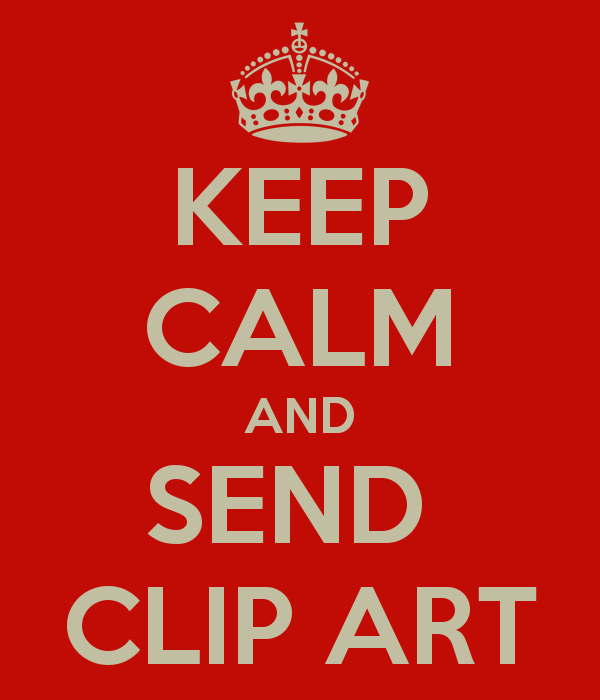 Calm Clipart.
