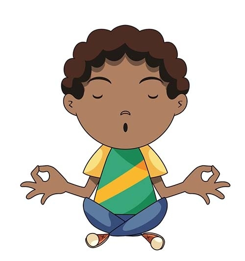 Collection Of Free Calming Clipart Calm Boy. Download On Ubisafe.