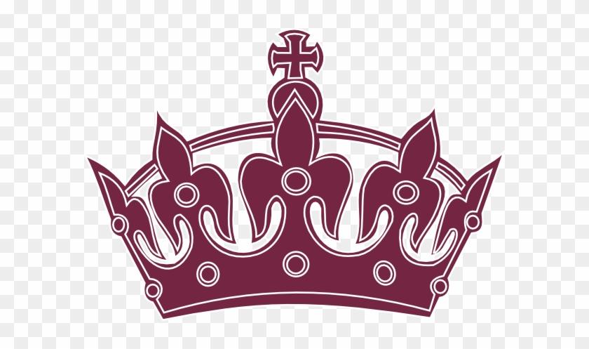 Keep Calm Crown Clip Art.