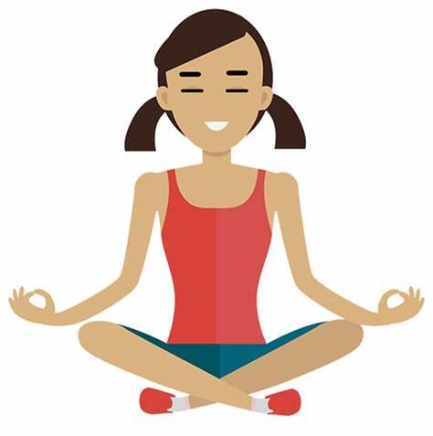 Yoga Clipart calm 15.