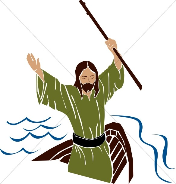Jesus Calms the Storm.