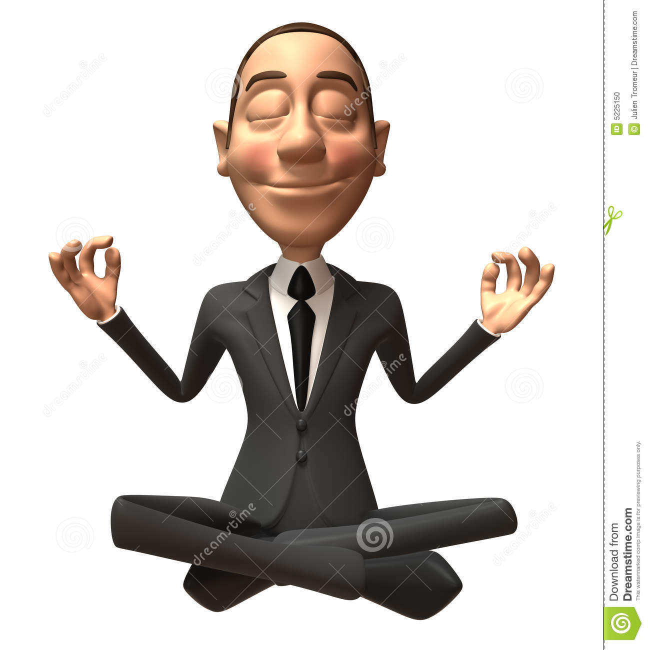 Calm people clipart.