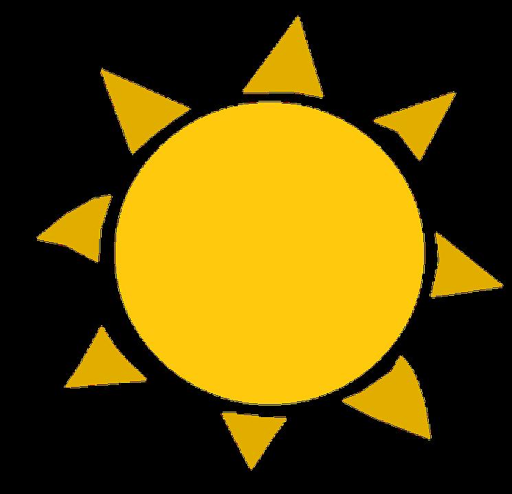 Sol Verão Calor.