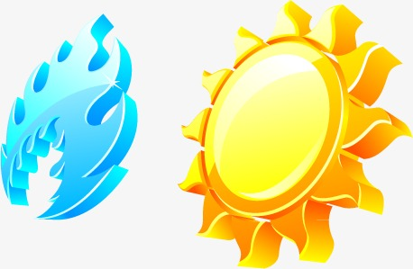 Hot And Cold PNG Transparent Hot And Cold.PNG Images..